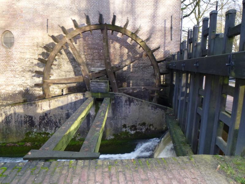 watermolen van Hackfort