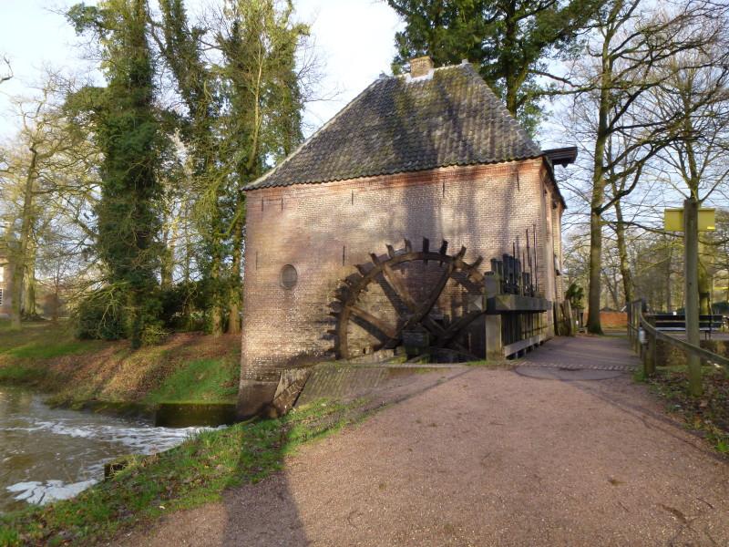de molen van Hackfort
